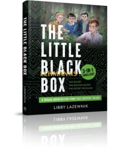 The Little Black Box - 3-in-1 Thrillogy