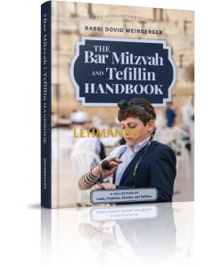 The Bar Mitzvah and Tefillin Handbook