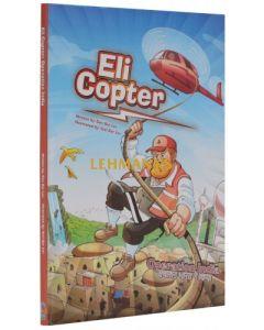 Eli Copter: Operation India (Comic Book)