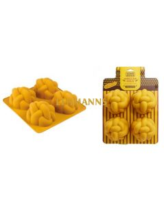 The Kosher Cook Challah Mold - Challettes Silicone Pan