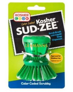 The Kosher Cook Sud-Zee - Pareve (Green)