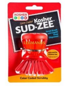 The Kosher Cook Sud-Zee - Meat (Red)