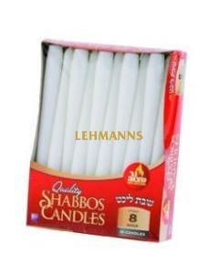 Ner Mitzvah Candle Shabbos - European (8 Hour) - 30 Pk