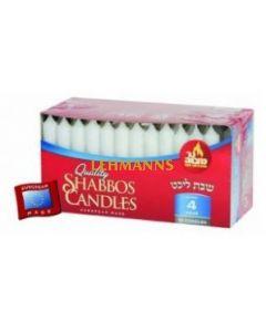 Ner Mitzvah Candle Shabbos - European (4 Hour) - 72 Pk