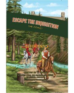 Escape the Inquisition - The Comic