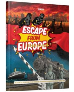 Escape From Europe - (Comic Book)