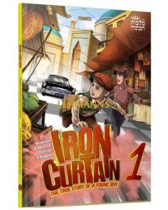 Iron Curtain 1 - (Comic Book)