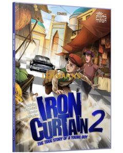 Iron Curtain 2 - (Comic Book)