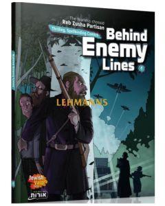 Behind Enemy Lines 1 (Comic Book)