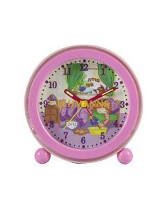 Alarm Clock - Modeh Ani Singing - Girl Pink