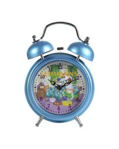 Alarm Clock Bell - Modeh Ani Singing - Boy Blue
