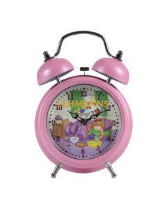 Alarm Clock Bell - Modeh Ani Singing - Girl Pink