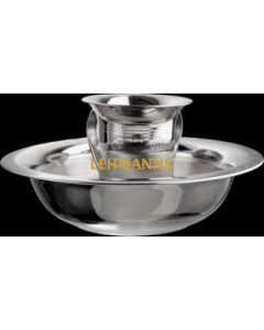 Wash Cup Set And Bowl Stainless Steel