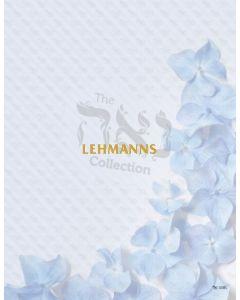 Notelets- Sky blue floral petals Design-50 Pack-7.6cm x 10cm