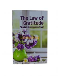 The Law of Gratitude - Pocket Size Paperback