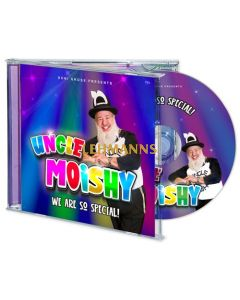 Uncle Moishy - We Are So Special! [CD]