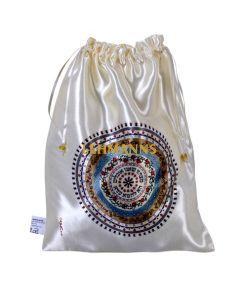 Dorit Judaica: Afikoman Bag- Multicolour Mandala Pattern