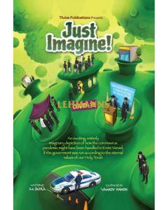 Just Imagine! Covid-19 - Comic