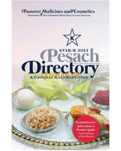 Rabbi Bess / Star-K Passover Guide 2021
