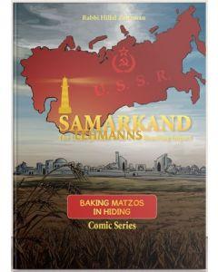 Samarkand - Baking Matzos in Hiding (Comic Book)