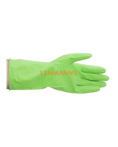 The Kosher Cook  Latex Cleaning Glove - Medium Size Green (Parve)