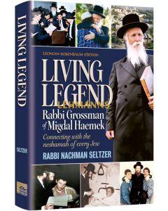 Living Legend: Rabbi Grossman of Migdal Haemek