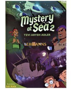 Mystery at Sea volume 2 (Comic Book)