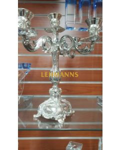 Candelabra-5 Branches-Silver Plated