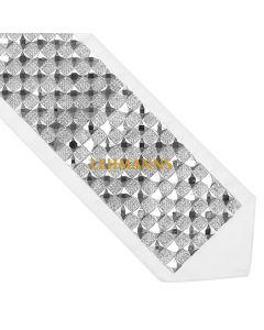 Atarah With Crystal Squares  11.4cm