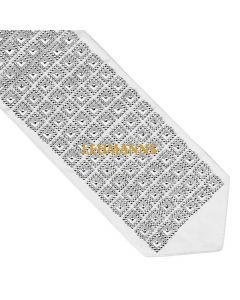 Atarah-Silver Squares 14cm