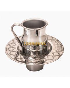 Mayim Achronim-Stainless Steel-Flower XP Design