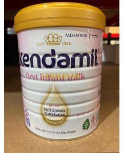 Kendamil 1st Infant Milk, Birth - 12 Months Stage One 800G (Kedassia) Chalav Yisroel