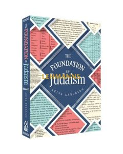 Foundation of Judaism Paperback