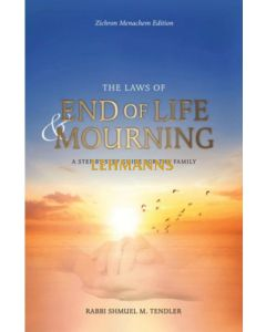 The Laws of End of Life and Mourning