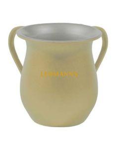 Yair Emanuel:Washing Cup - Anodized Aluminium - Pearl Colour
