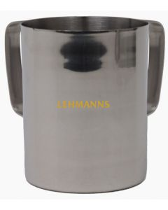 Washing Cup -Stainless Steel-Matte Finish