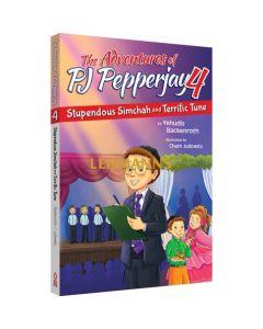 Adventures of PJ Pepperjay 4: Stupendous Simcha - Paperback