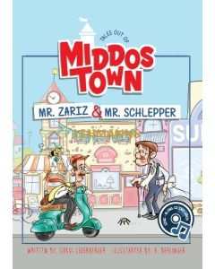 Tales Out of Middos Town: Mr. Zariz & Mr. Schlepper