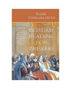 Bedtime Reading for Briskers - Paperback