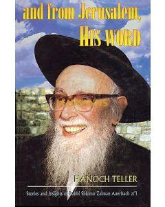 Jerusalem His Word