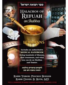 Halachos of Refuah on Shabbos