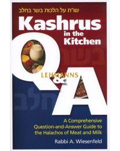 Kashrus in the Kitchen Q & A