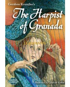 Harpist of Granada