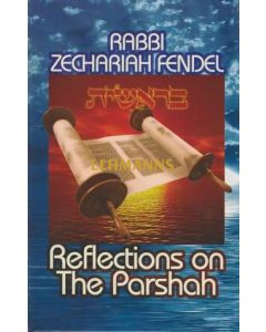 Reflections on the Parsha-Bereishis