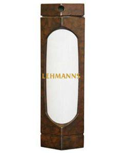 Kosherlamp Max Bronze / Brown Marble (UK Plug)