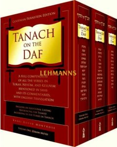 Tanach on the Daf