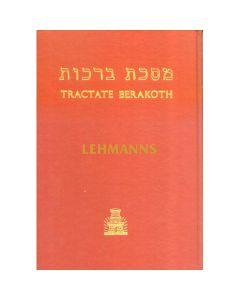 Tractate Berakoth (Soncino Press Babylonian Talmud)