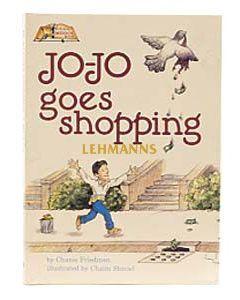 Artscroll: Jo Jo Goes Shopping by Chanie Friedman