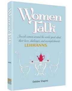 Artscroll: Women's Talk by Debbie Shapiro