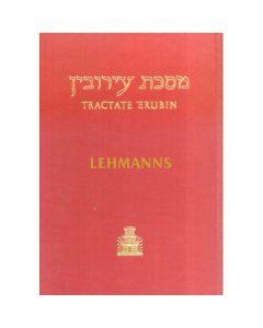 Tractate Erubin (Soncino Press Babylonian Talmud)
